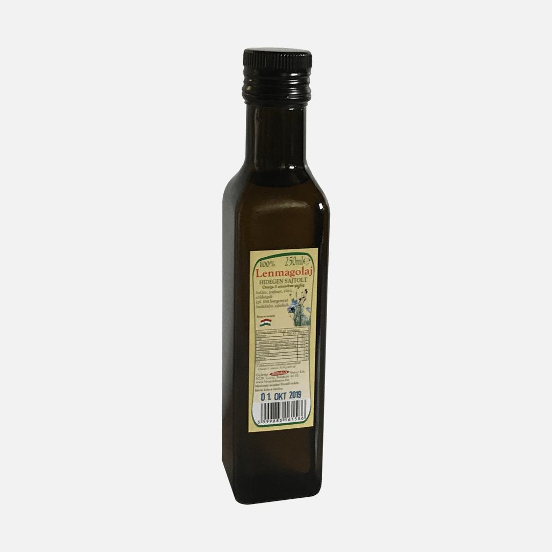 lenmagolaj - pikkelysömör kezelésére)